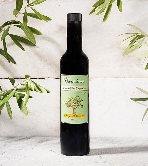 cayetano manzanilla olijfolie
